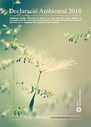 Declaració ambiental 2017