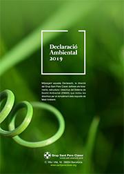 Declaració ambiental 2019