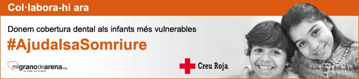 Donem cobertura dental als infants més vulnerables