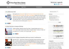 Blog de Notícies del Grup Sant Pere Claver